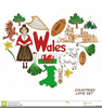 Welsh Costume Clipart Image