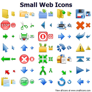 Small Web Icons Image