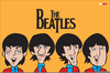 Beatles Band Clipart Image