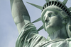 Statue Of Liberty Face Image