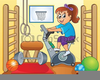 Gymnasium Clipart Image