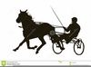 Free Race Horse Clipart Image