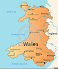 Clipart Map Of Uk And Ireland Image