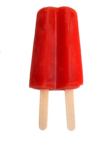 Red Double Popsicle Image