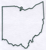 Free State Of Ohio Clipart Image