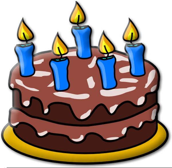 Clipart Anniversaire clipart anniversaire gratuit | free images at clker - vector