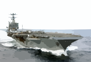 Steaming Off The Coast Of Southern California Uss Carl Vinson (cvn 70) And Her Crew Are Underway For The First Time Since Returning From An Eight And A Half Month Western Pacific Deployment. Clip Art