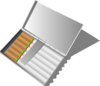 Cigarette Box Clip Art