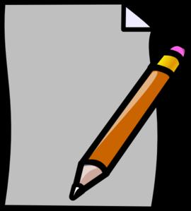 Paper Clip Art at Clker.com - vector clip art online ...