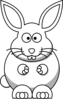Cartoon Bunny Clip Art