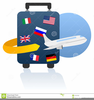 World Traveler Clipart Image