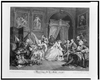 Marriage à La Mode--the Toilette Scene  / Invented Painted & Published By Wm. Hogarth ; Engraved By S. Ravenet. Image