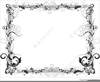 Free Black And White Clipart Of Flowers Image