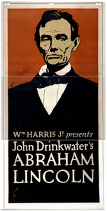 Wm. Harris, Jr. Presents John Drinkwater S Abraham Lincoln Image