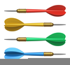 Dart Clipart Image