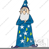 Merlin Clipart Image