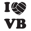 Volleyball Setting Clipart Image