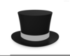 Free Clipart Of Top Hats Image