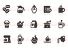 0074 Coffee Icons Image