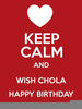 Chola Birthday Pictures Image