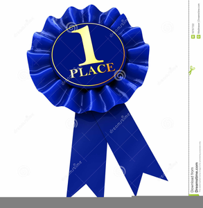 blue ribbon first place clipart free images at clker com vector rh clker com first place ribbon clipart first place ribbon clipart