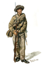 Confederate Soldier Clipart Image