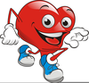 Free Cartoon Heart Clipart Image
