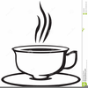 Free Tea Cup And Saucer Clipart Image
