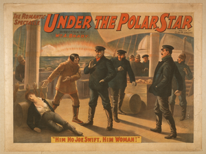 The Romantic Spectacle, Under The Polar Star Written By Clay M. Greene. Image