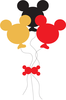 Mickey And Friends Clipart Image