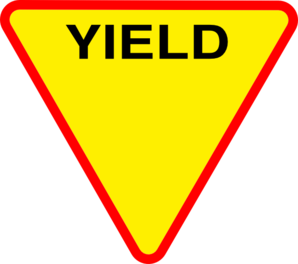 Yield Spirit Clip Art