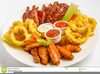 Free Clipart Of Chicken Wings Image