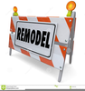 Home Renovations Clipart Image