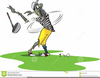 Free Golf Clipart Funny Image