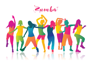 zumba dancer clipart free images at clker com vector clip art rh clker com zumba clip art images zumba clip art images