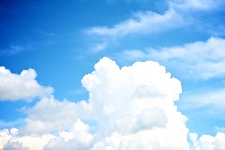 Sky Clipart White clouds in the sky x