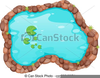 Waterfall Illustration Clipart Image