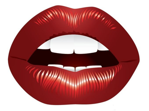 Lips Vector Vector Graphics Image