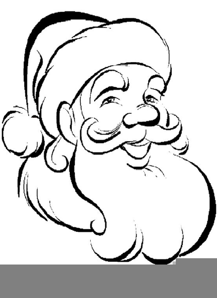 Christmas Stockings Clipart Black And White