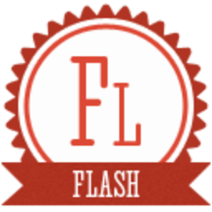 B Flash Icon Image