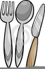 Clipart Of Kitchen Utensils Image