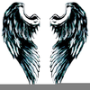 Angel Clipart Wings Image