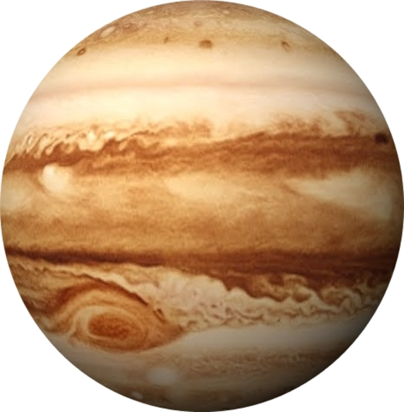 Jupiter Planet Clipart