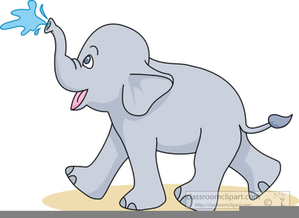 Cute Elephant Clipart Free Free Images At Clker Com Vector Clip Art Online Royalty Free Public Domain