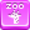 Free Pink Button Zoo Image
