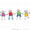 Boys And Girls Clipart Free Image