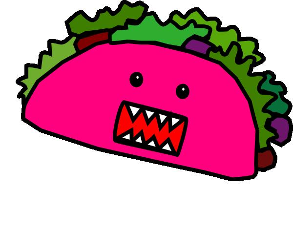 Taco Mae Clip Art at Clker.com - vector clip art online, royalty free ...
