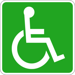Wheelchair Clip Art