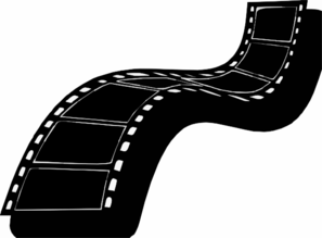 Dniezby Film Strip Clip Art