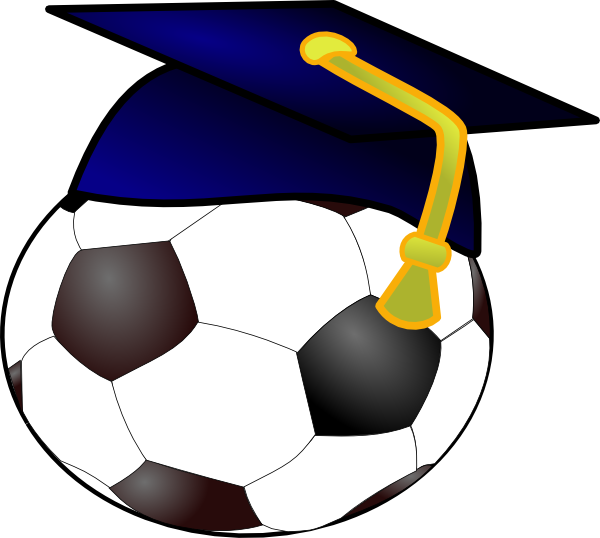 Soccerball Grad Clip Art at Clker.com - vector clip art online ...